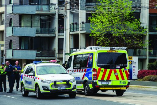 Paramedic vehicles